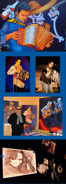 Los Pochos, Mingus, The Michael Guerra Band